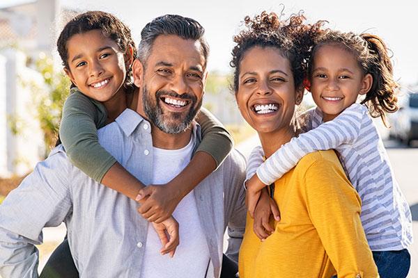 Tener familia, para que un hijo crezca feliz necesitamos querer querernos por lo que somos y no por lo que tenemos.