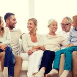 Saber amar y convivir con los no elegidos en las familias