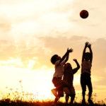 Los niños, sus padres y el deporte
