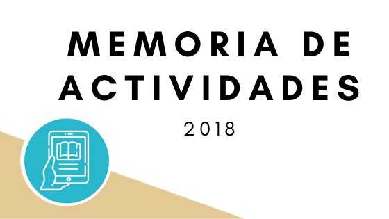 Memoria de Actividades 2018