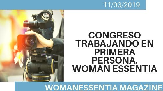 Congreso: «Trabajando en Primera Persona»